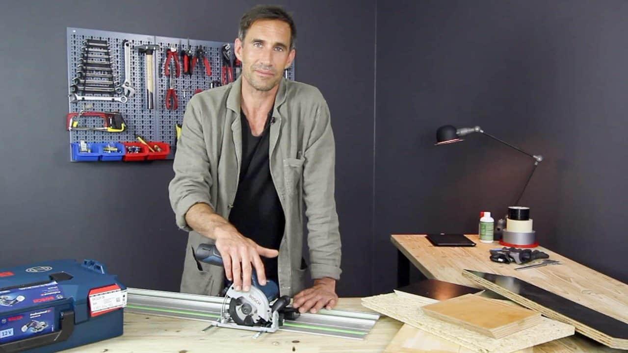 Akku-Handkreissäge Test: Bosch Blau Aufmacher